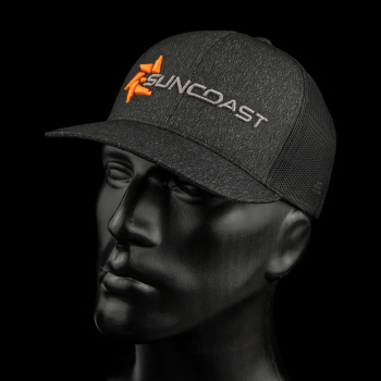 SunCoast Swag - SunCoast Caps - SunCoast Diesel - NEW! SUNCOAST RAISED LOGO SNAPBACK