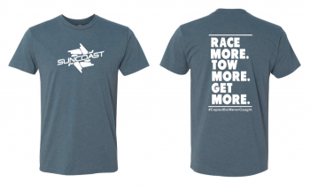 SunCoast Swag - Men's Apparel - SunCoast Diesel - NEW! 2020 RACE MORE SHIRT