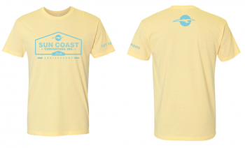 SunCoast Swag - Men's Apparel - SunCoast Diesel - SunCoast 30th Anniversary T-Shirt