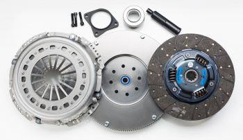 Clutches - Clutch Kits - South Bend Clutch - SOUTH BEND CLUTCH 1947-OKHD, ORG HD CLUTCH AND FLY