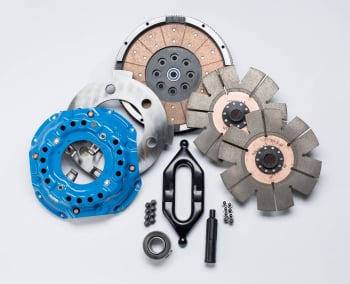Clutches - Clutch Kits - South Bend Clutch - SOUTH BEND CLUTCH DDC3600-6, COMPETITION DUAL DISC
