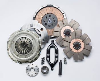 South Bend Clutch - SOUTH BEND CLUTCH DDC3850-G, COMP DUAL DISC CLUTCH