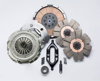 Clutches - Clutch Kits - South Bend Clutch - SOUTH BEND CLUTCH DDC3850-5, COMP DUAL DISC CLUTCH