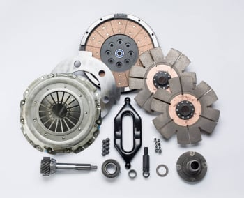 Clutches - Clutch Kits - South Bend Clutch - SOUTH BEND CLUTCH DDC3850-5K, COMP DUAL  W/ 1.375