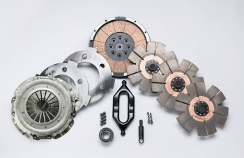 Clutches - Clutch Kits - South Bend Clutch - SOUTH BEND CLUTCH DDDCOMP-6, COMP TRIPLE DISC