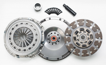 Clutches - Clutch Kits - South Bend Clutch - SOUTH BEND CLUTCH 1950-6.0-OK-HD, ORG HD CL &  FLY