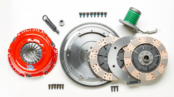 GAS - Gas Products - South Bend Clutch - SOUTH BEND CLUTCH CDDFMK1011, CER COMP DUAL DISC