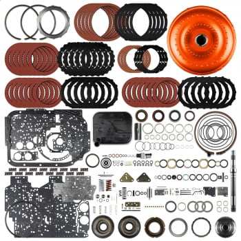 Rebuild Kits - Chevy / GMC - SUNCOAST ALTO 4L80/85E CATEGORY 2 REBUILD KIT