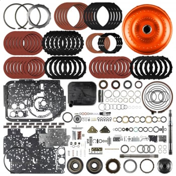 GAS - SUNCOAST ALTO 4L80/85E CATEGORY 3 REBUILD KIT