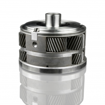 6L80/6L90E - Drums/Pistons/Accessories - SunCoast Diesel - 6L80E Rear Planetary Assembly with 4140 HTSR Billet Steel Drive Plate