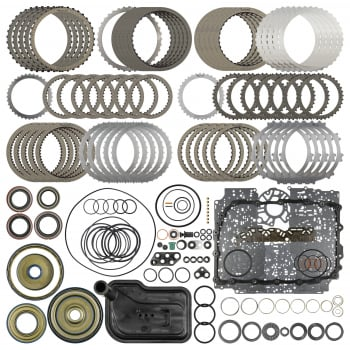 Rebuild Kits - Chevy / GMC - SunCoast 6L80E Category 0 Raybestos Rebuild Kit