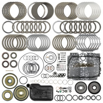 Rebuild Kits - Chevy / GMC - SunCoast 6L80E Category 1 Raybestos Rebuild Kit