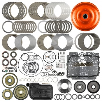 GAS - SunCoast 6L80E Category 2 Raybestos Rebuild Kit with Converter