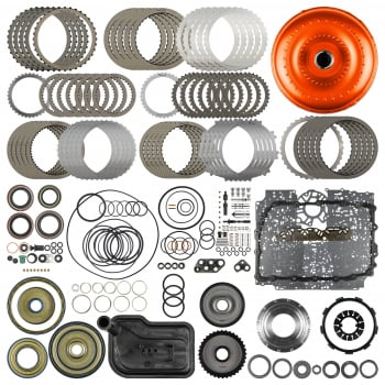 GAS - SunCoast 6L80E Category 3 Raybestos Rebuild Kit with Converter