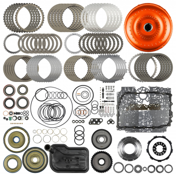 Rebuild Kits - Chevy / GMC - SunCoast 6L80E Category 3 Raybestos Rebuild Kit with Converter