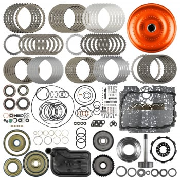 Rebuild Kits - Chevy / GMC - SunCoast 6L80E Category 4 Raybestos Rebuild Kit with Converter