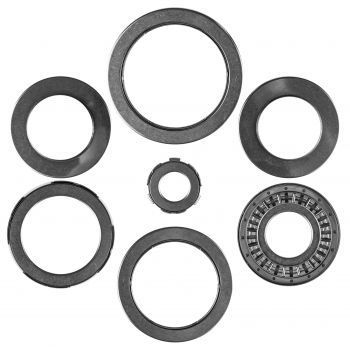 SunCoast 6L80E Category 5 Raybestos Rebuild Kit with Converter - Image 15