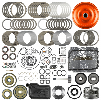 Rebuild Kits - Chevy / GMC - SunCoast 6L80E Category 5 Raybestos Rebuild Kit with Converter