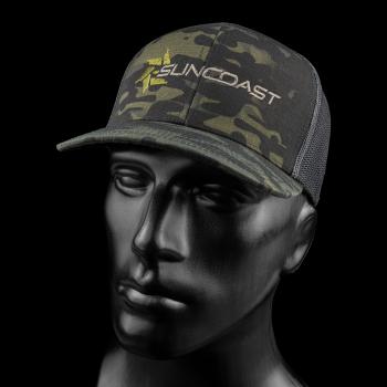 SunCoast Diesel - NEW! CAMO SNAPBACK HAT - Image 1