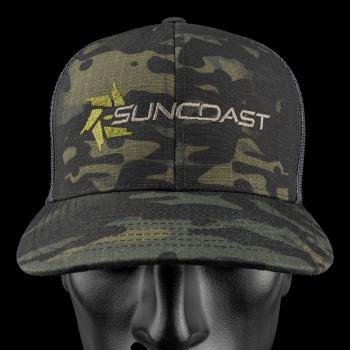 SunCoast Diesel - NEW! CAMO SNAPBACK HAT - Image 2