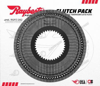 SunCoast Diesel - GM 10L1000 10 SPEED HIGH PERFORMANCE GPZ CLUTCH MODULE - Image 2