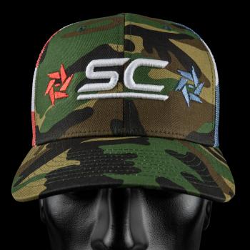 SunCoast Swag - SunCoast Caps - SunCoast Diesel - NEW! STARS, STRIPES, & CAMO SNAPBACK HAT